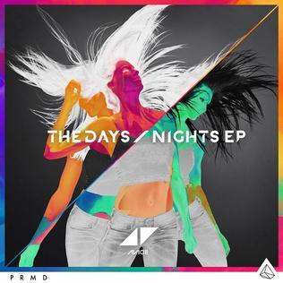 The-Days-Nights-EP-by-Avicii