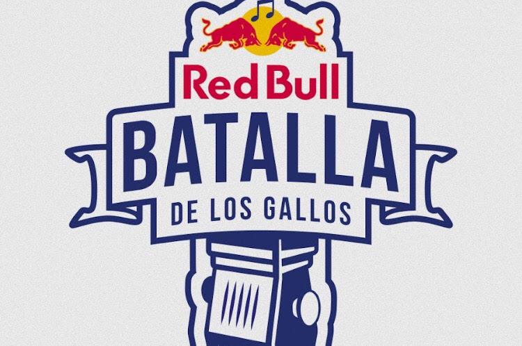 Logo Red Bull Batalla de los Gallos.