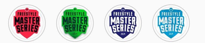 Logos de las ligas de FMS. Vía instagram, @urbanroosters